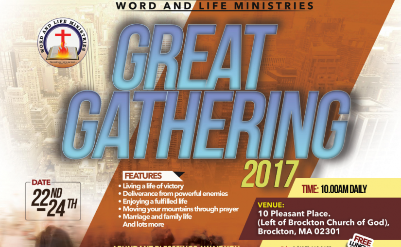 Great Gathering 2017