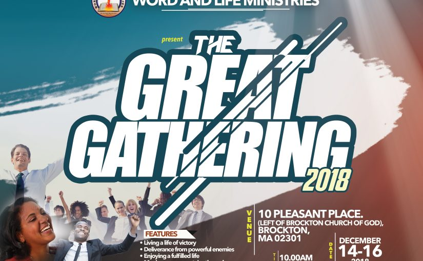The Great Gathering 2018